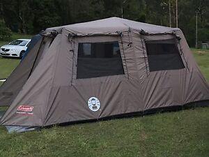 Coleman tent 8 person Eight Mile Plains Brisbane South West Preview
