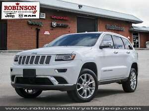 2014 Jeep Grand Cherokee SUMMIT EDITION