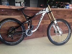Used Norco Aurum LE 2014 Downhill Bike Centennial Park Albany Area Preview