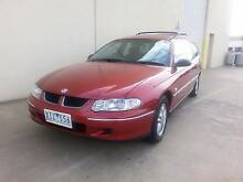 2001 Holden Commodore equip wagon low kilometers West Footscray Maribyrnong Area Preview