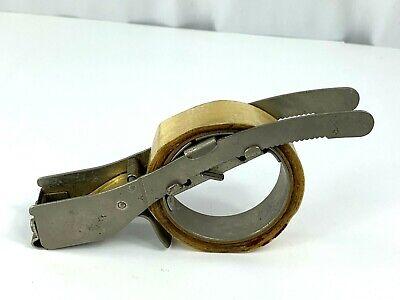 Vintage Filament Tape Hand Dispenser Grip-a-tab Model Hda