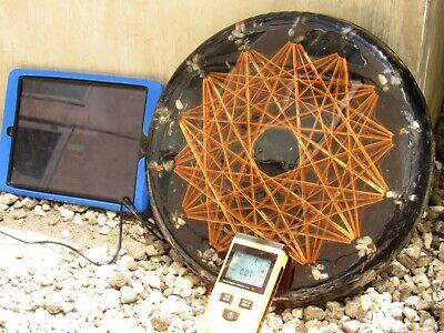Mantra Transducer, Frequency Emitter Mega 14 Vortex Starship Coil, ORGONE