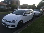 Volkswagen vw Gold 90 Tsi 2013 MY2014 Avondale Heights Moonee Valley Preview