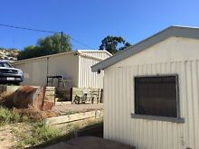 Shack with large modern shed Wongulla Mid Murray Preview