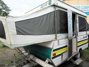 USED Jayco Camper Trailer | 2001 Erina Gosford Area Preview