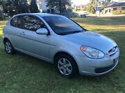 2007 Hyundai Accent 1.6 5 Speed Hatchback Kellyville The Hills District Preview