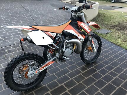 KTM 85sx Big Wheel West Hoxton Liverpool Area Preview