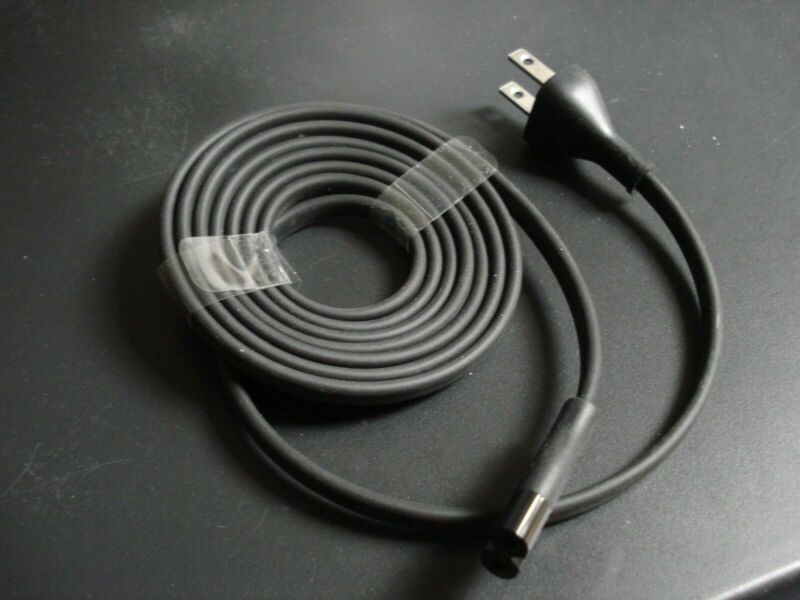 Original APPLE 6 ft Power Cord for APPLE TV 1st 2nd 3rd 4th 5th Generation Black