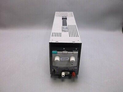 Kikusui Pan35-5a 0-35v 0-5a Regulated Dc Power Supply 30 Day Warranty