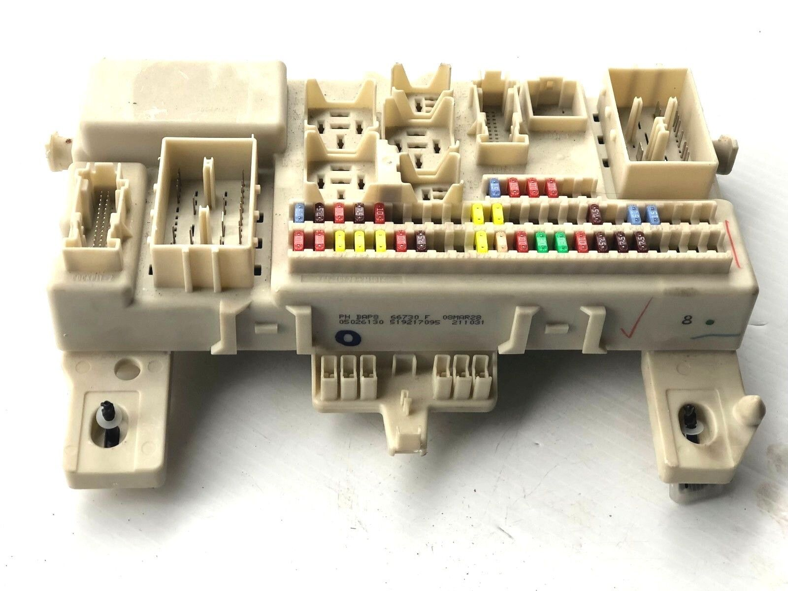 Used Mazda Computers Chips Cruise Control And Related Parts For 2009 3 Fuse Box 2006 Speed Body Module Unit P Bap8 66730 F Oem