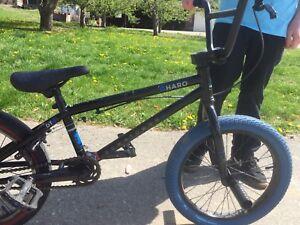 Haro Downtown 18 BMX Bike