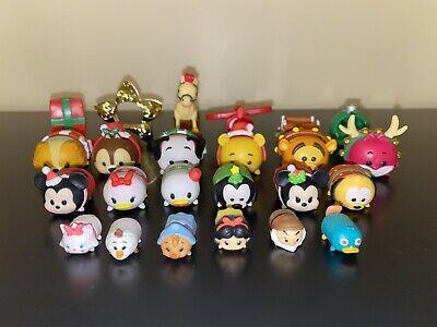 Disney Tsum Tsum Christmas Characters / Figurines - Perfect for Advent Calendar