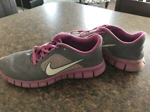 Nike Running Shoes - Size 6