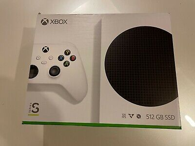 BRAND NEW Microsoft Xbox Series S | 512GB SSD HDR Gaming Console
