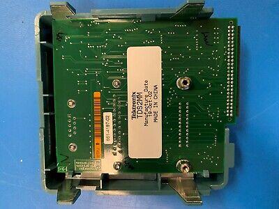 Tektronix Tds2mm Communication Math Fft Extension Module