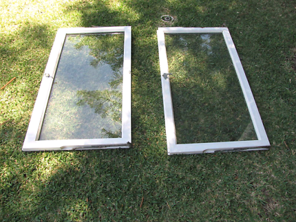 Tiltable timber windows