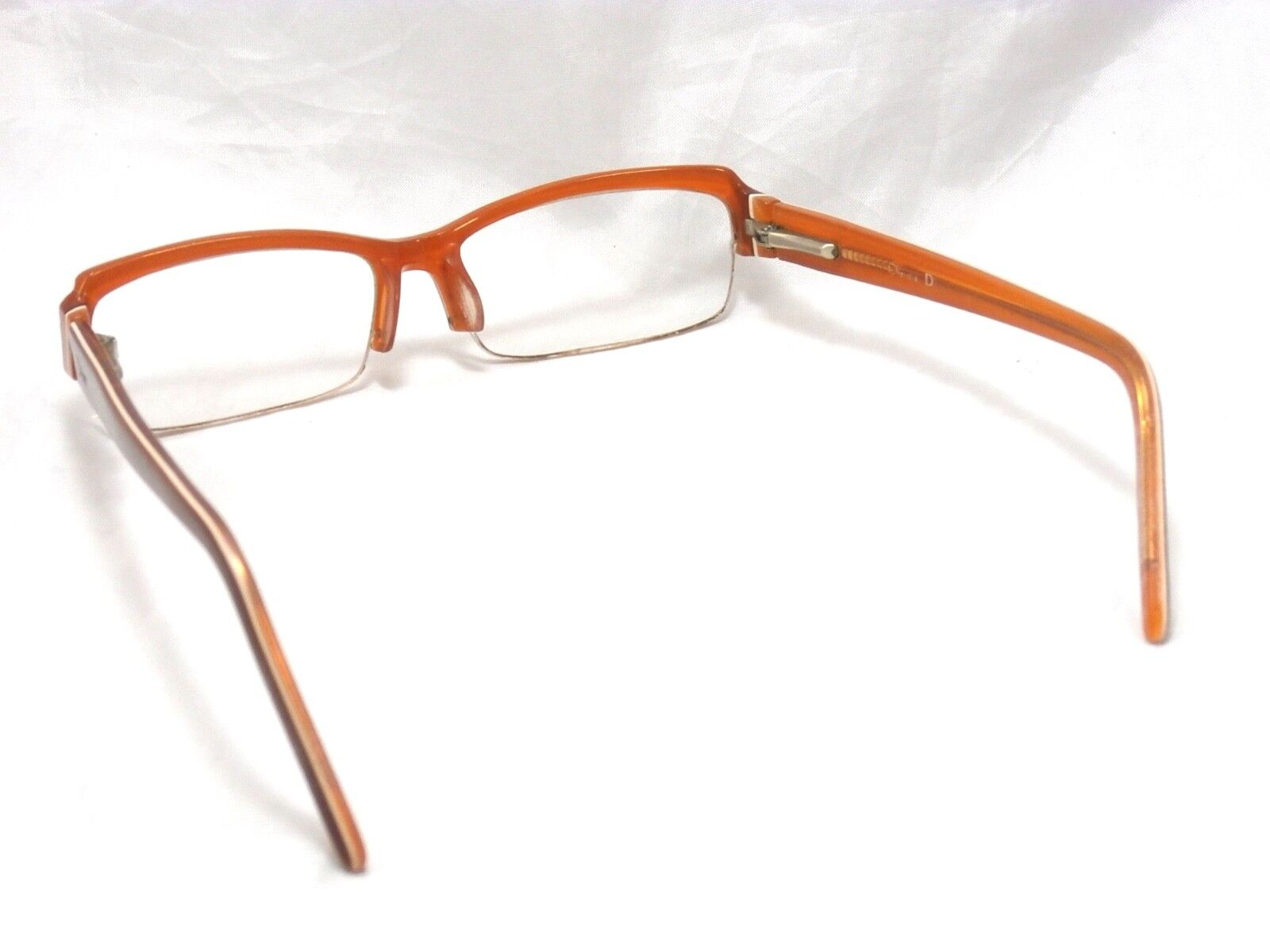 52a43f63d8d Ободок для очков Christian Dior Women s Semi Rimless Eyeglasses Frame