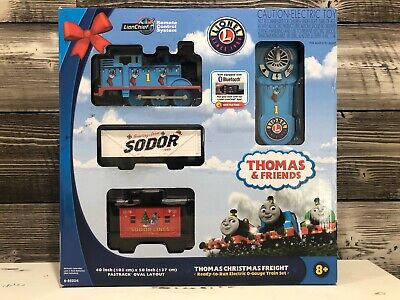 Lionel 6-95324 Thomas Christmas Freight O Gauge Train Set LionChief Bluetooth