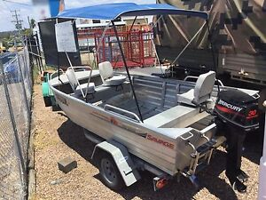 Aluminium Tinnie Boat with 12 Months Rego Maitland Maitland Area Preview