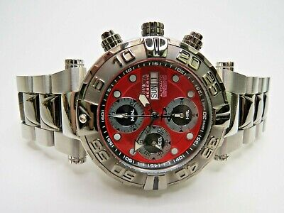Invicta Men's Subaqua Noma I Automatic Chronograph 10480 Watch Valjoux 7750