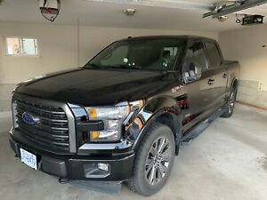 Transfer car lease for 2017 Black Ford F150