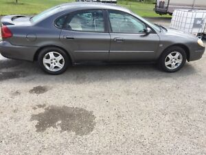2003 FORD  TAURUS WITH SUNROOF