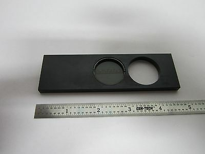 Microscope Zeiss Polarizer Slide Optics Bina1-m-51