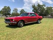 1968 Ford Mustang Coupe Thirlmere Wollondilly Area Preview
