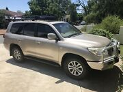 Toyota Landcruiser Downer North Canberra Preview