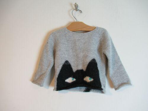 Oeuf NYC  Alpaca Sweater Baby Size 2T EUC RETAIL $128