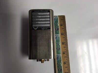 Vectron 10mhz Ovenized Crystal Oscillator 244-4799-2 Tested