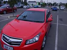 2010 Holden Cruze Sedan Modbury Heights Tea Tree Gully Area Preview