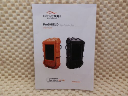 Satmap ProShield Silicone Case for Active 10/12