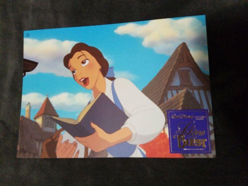 Beauty and the Beast lobby card/still # 10 - Walt Disney