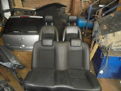 FORD FOCUS CC-2 (2006 - 2010) SET OF HALF LEATHER SEATS