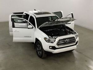 2016 Toyota Tacoma V6 4x4 Double Cab TRD Sport GPS*Toit Ouvrant*