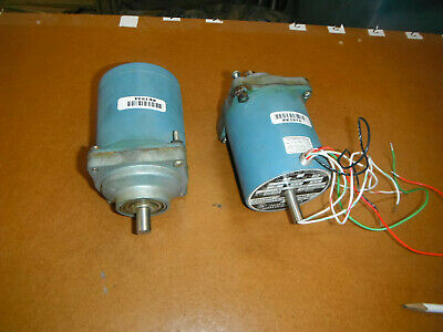 Lot Of 2 Nema 34 Stepper Motors W Gear Reducers 1534