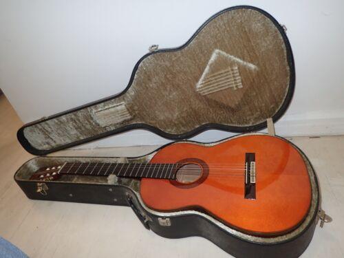GARCIA Classical Guitar Grade 3 Febuary 1975 with Japan Case