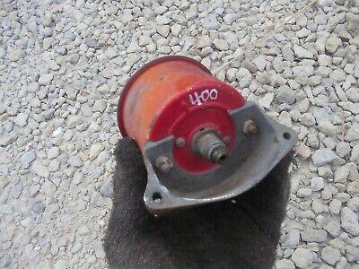 Farmall 400 450 350 300 Tractor Original Ih Ihc Tachometer Tach Bracket Mount