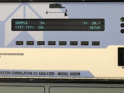 Teledyne Api 300em Co O2 Analyzer Cems