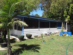 Big holiday cabin urgent sale Bobs Farm Port Stephens Area Preview
