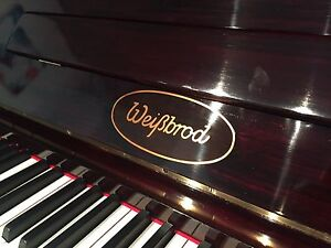 CONSIDER A GERMAN RESTORED PIANO FROM THE GOLDEN ERA! Norwood Norwood Area Preview