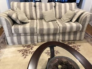 3 piece sofa set available for sale