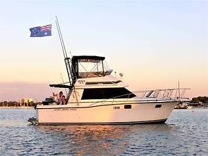 CARVER 3272 CONVERTIBLE ** BUDGET BUYING - PLENTY OF ROOM ABOARD* South Yunderup Mandurah Area Preview