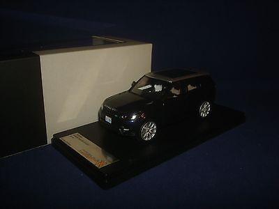 Range Rover Sport blue silver roof Premium X PRD359 1:43
