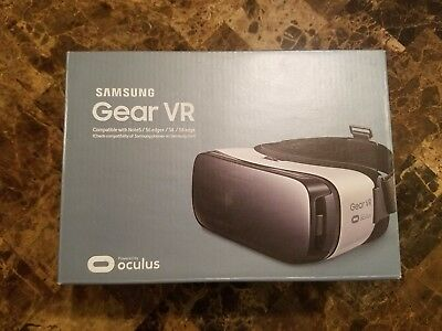 New Samsung Gear VR Virtual Reality Headset Glasses for Galaxy Note 5 S6 S7 Edge for sale  Shipping to India