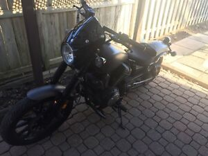 Low Km! Super loud! 2014 Yamaha Bolt