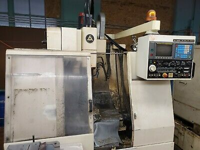 Cnc Milling Machine 3 Axis -kitamura Mycenter 1 Used