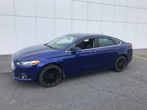 2016 Ford Fusion 2016 Ford Fusion - 4dr Sdn SE AWD