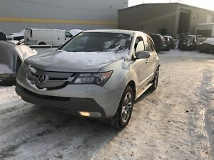 2009 Acura MDX, for parts only